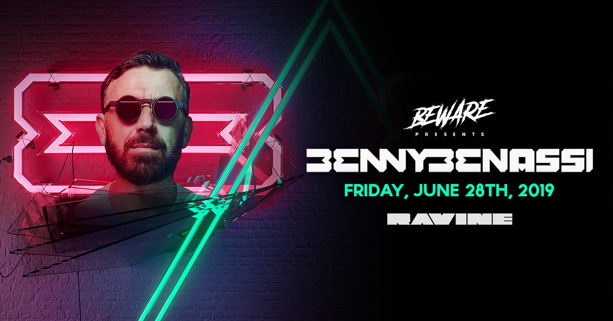Benny Benassi – 06.28.19