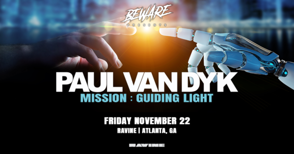 Paul Van Dyk – Mission: Guiding Light – 11.22.19