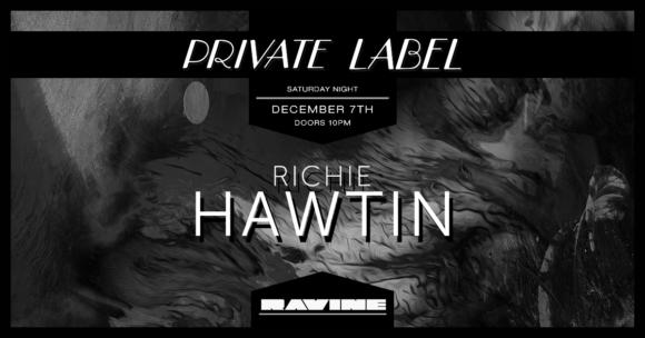 Richie Hawtin – 12.07.19