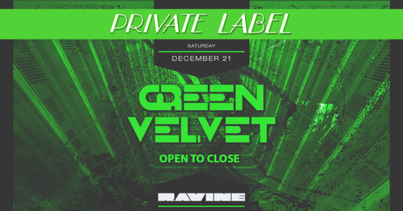 Green Velvet: Open To Close Set – 12.21.19