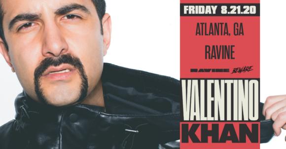 Valentino Khan – 08.21.20 (POSTPONED DATE)